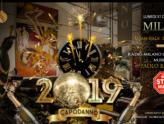 Capodanno 2019 al Milano Cafe